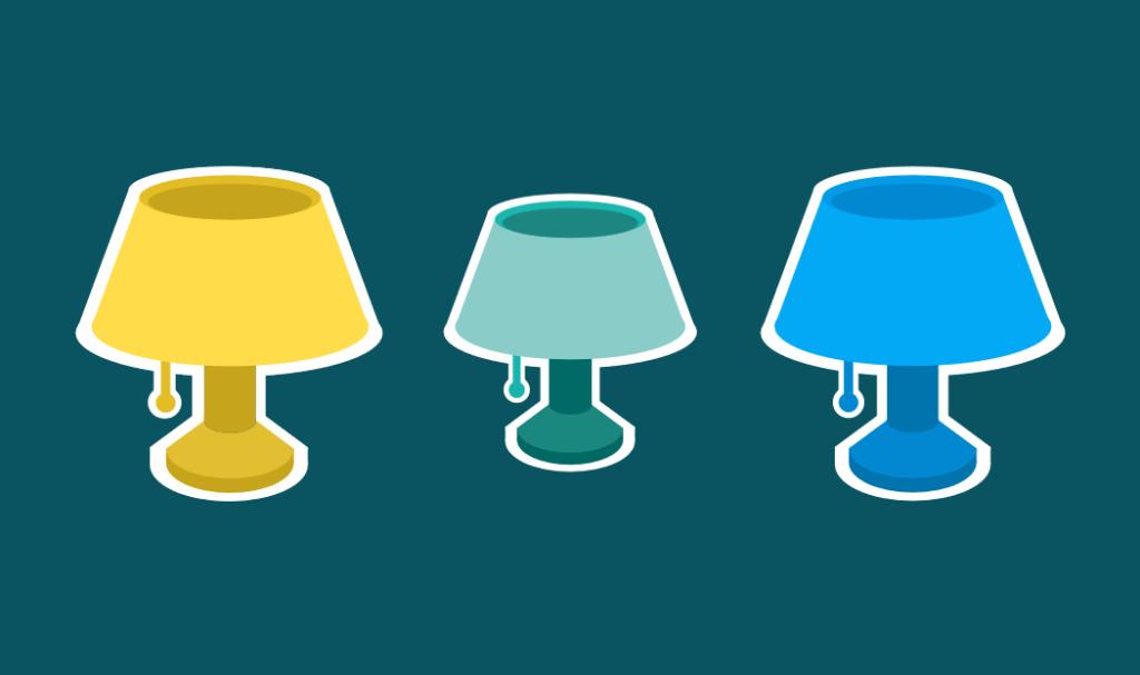 Сигнальные лампочки. Перегрузка