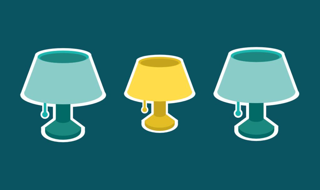 Сигнальные лампочкм