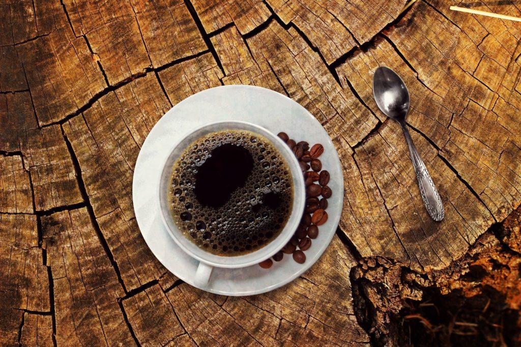Продукт для мозга №8 - Кофе